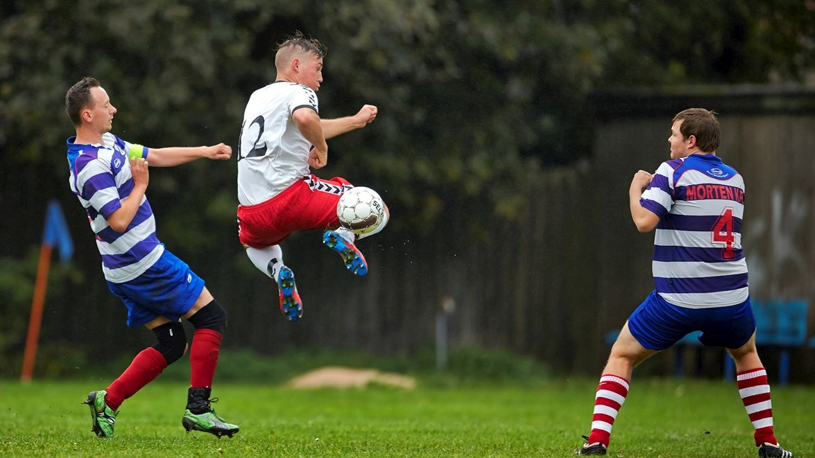 Stadig håb om fodbold-aktiviteter i foråret
